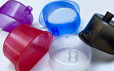 Présentation couleurs des protections pour verre